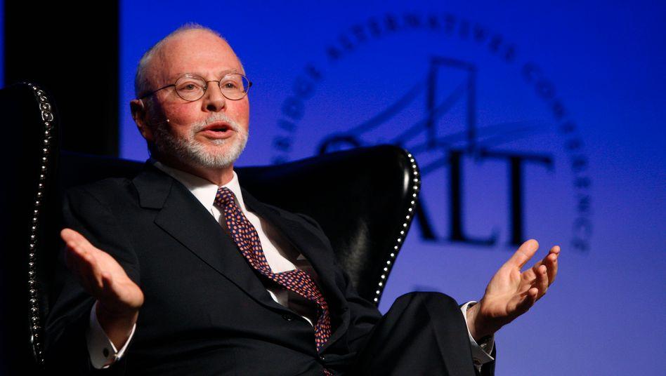 Paul Singer: Gründer und Großdenker des Hedgefonds Elliott Management Corporation. Er folgt dem Trend und heuert einen Staatsanwalt an.