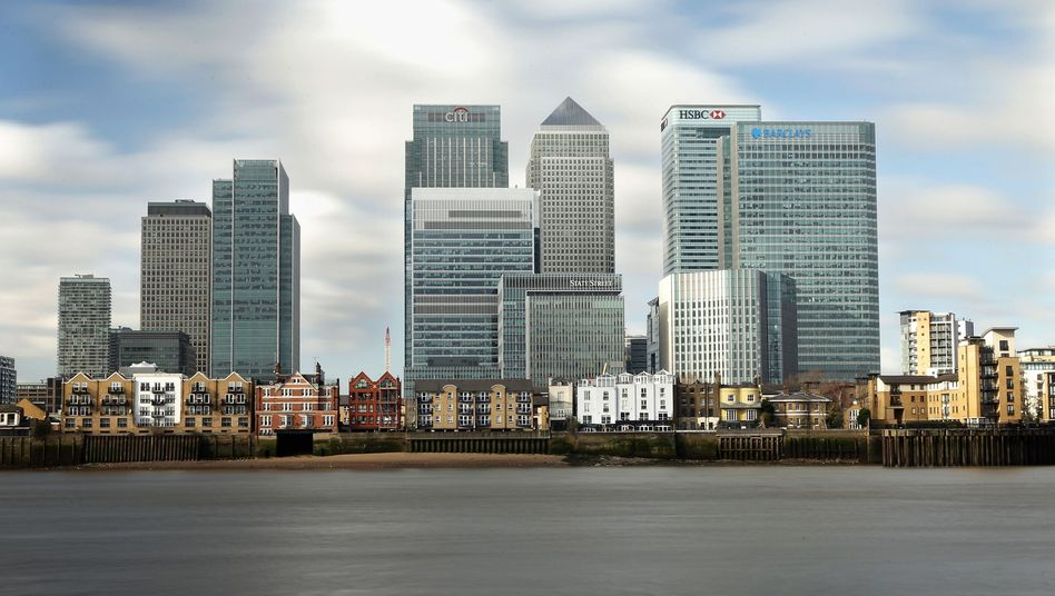 Bankenviertel in London: Die Zeit des Libor Referenzinses läuft ab