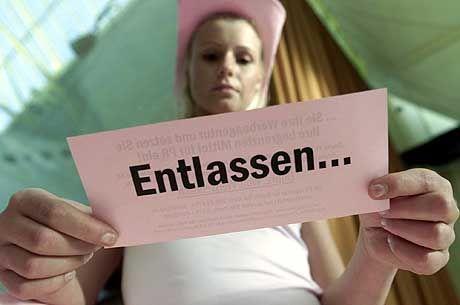 Pink-Slip-Party: Selbst die Kündigungswellen wurden noch gebührend gefeiert