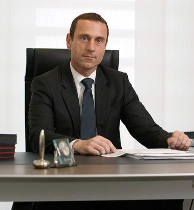 Olaf Dilge, der neue Chef der Berliner Ahorn AG, soll das Unternehmen aus den roten Zahlen führen