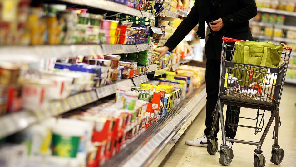 Teure Lebensmittel: Die Inflation in Deutschland ist deutlich angezogen