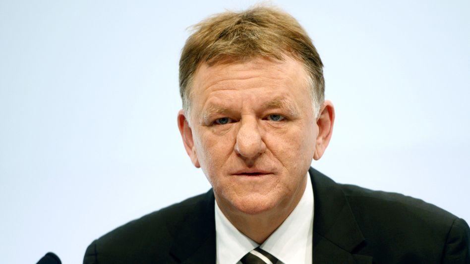 Andreas Renschler: Der ehemalige Daimler-Truck-Chef soll ab Februar 2015 für Volkswagen arbeiten