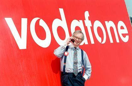 Übernahme-Sieger: Vodafone-Chef Chris Gent
