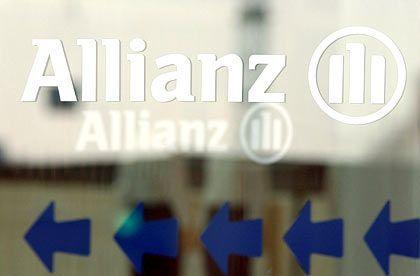 Konkurrenz für die Sparkassen: Die Allianz steigt ins Bankfilialgeschäft ein