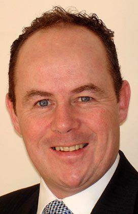 Vor großen Aufgaben: Patrick Flynn, neuer Finanzvorstand von ING