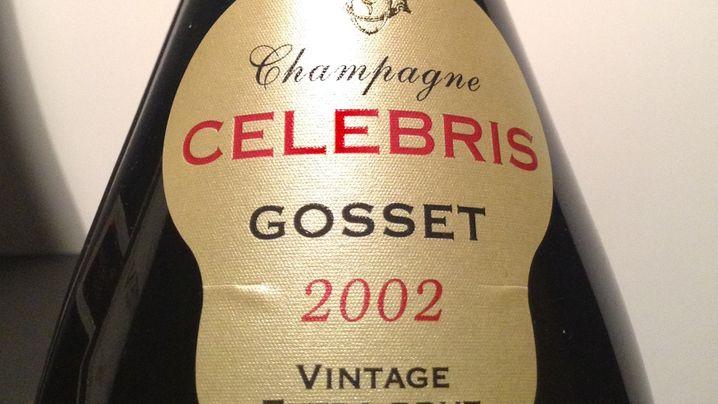 Champagnertest, Kategorie 6: Cuvées Jahrgang
