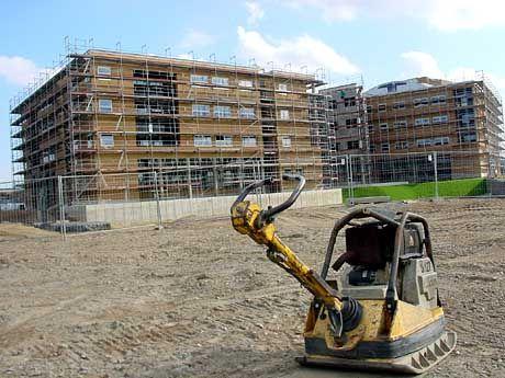 Neubau in Greifswald: Unternehmen haben Angst vor Überkapazitäten