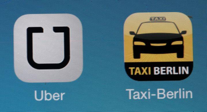 Mitnehmdienst Uber: 18,2 Milliarden Dollar Unternehmenswert