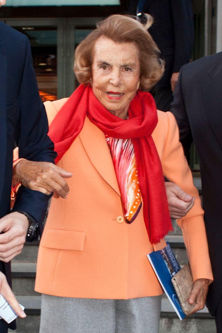 Die reichste Frau der Welt: Liliane Bettencourt
