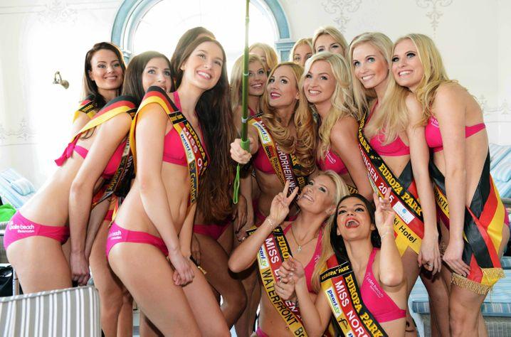 Bikini-Auftritte wie hier 2015 soll es künftig nicht mehr geben