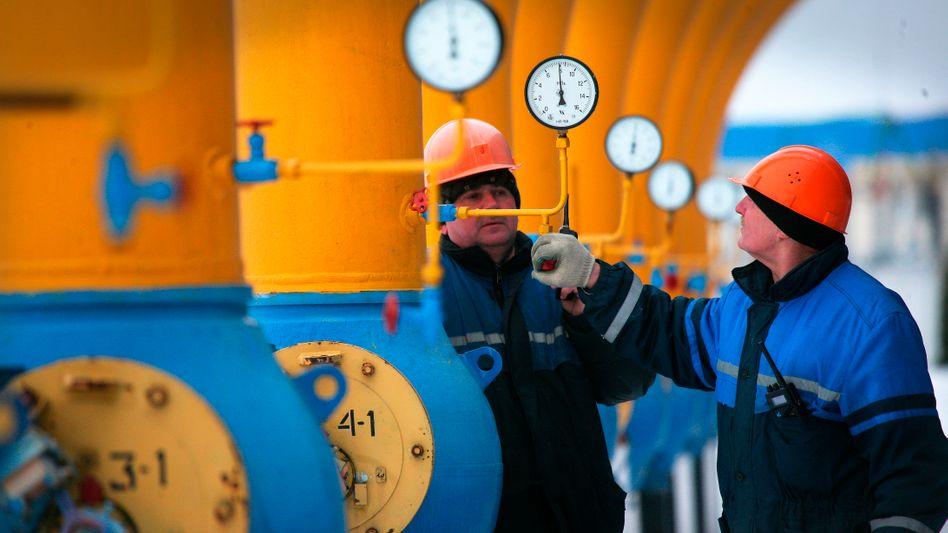 Gasverdichtung nahe Minsk: Neue Gazprom-Strategie für Europa