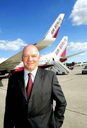44 Jets von Germania:Air-Berlin-Chef Hunold