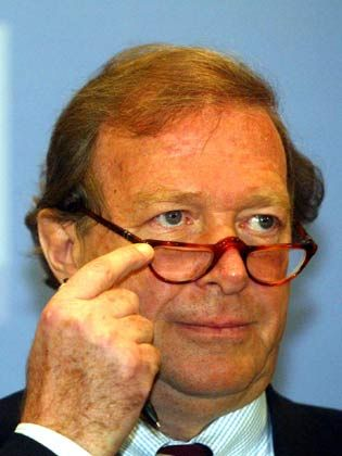 FDP- und Vorstandsmitglied der PR-Beratungsfirma WMP: Günther Rexrodt
