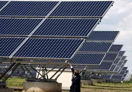 Solarzellen: Hochreines Silizium heiß begehrt