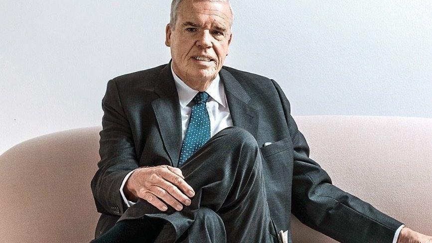 Faible für Fußball (HSV) und Fuhrparks: Klaus-Michael Kühne