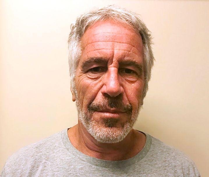 Jeffrey Epstein (Bild Archiv)