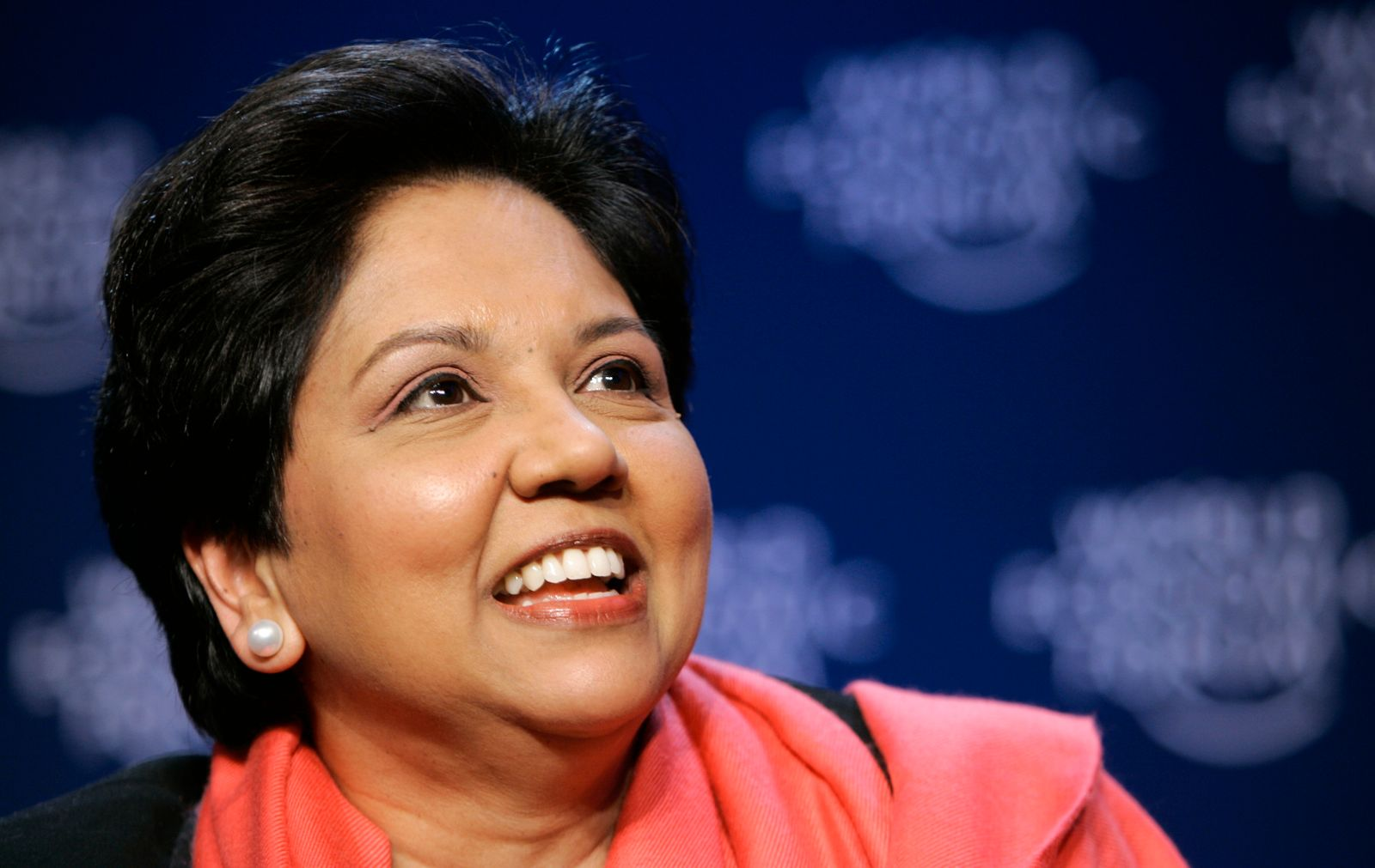 Indra Nooyi / Trump / business leaders