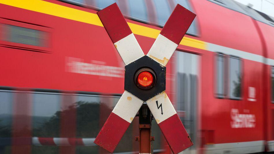 Signal auf Rot: Die Bahn steuert auf einen Rekordstreik zu