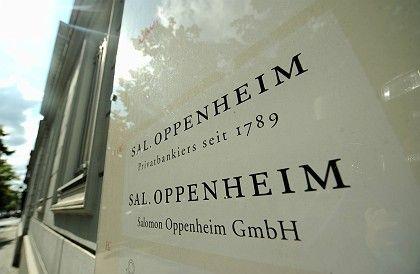 Vor der Übernahme: Sal. Oppenheim sinkt im Wert