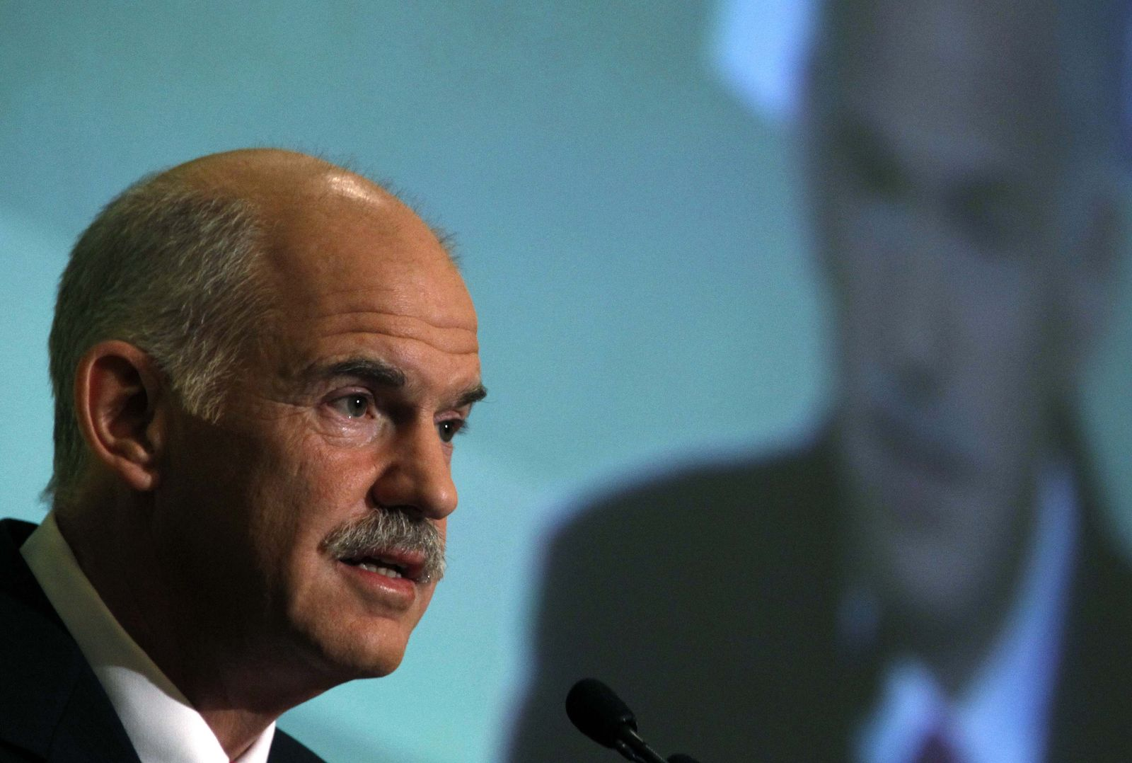 GREECE-PAPANDREOU/