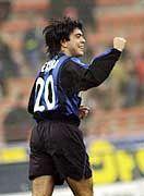 Verdient bei Inter Mailand rund acht Millionen Euro pro Jahr: Alvaro Recoba