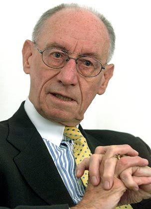 Die Ära Reuter: Edzard Reuter regierte von 1987 bis 1995. Er scheiterte mit seiner Idee vom Technologiekonzern