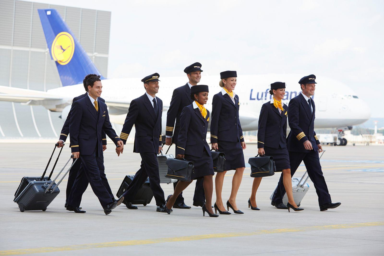 Lufthansa / Cockpit Crew
