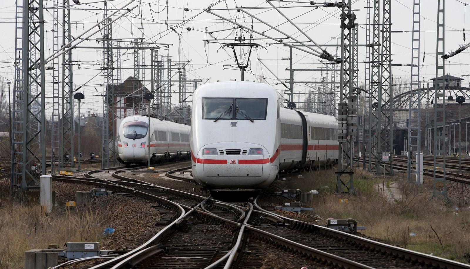 Deutsche Bahn / ICE