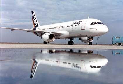 Airbus 320: Günstige Kredite von der EU