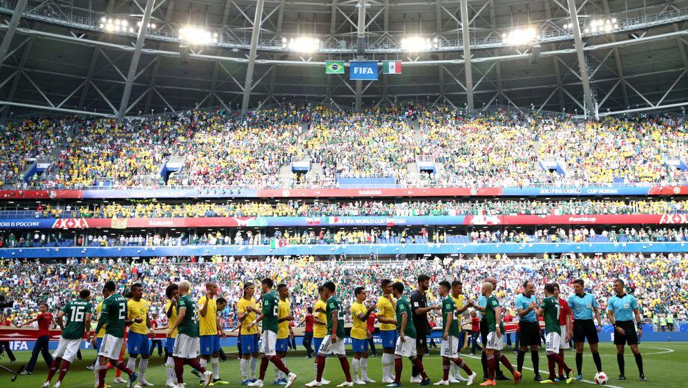WM 2018: Kein Fünftes Spiel für Mexiko