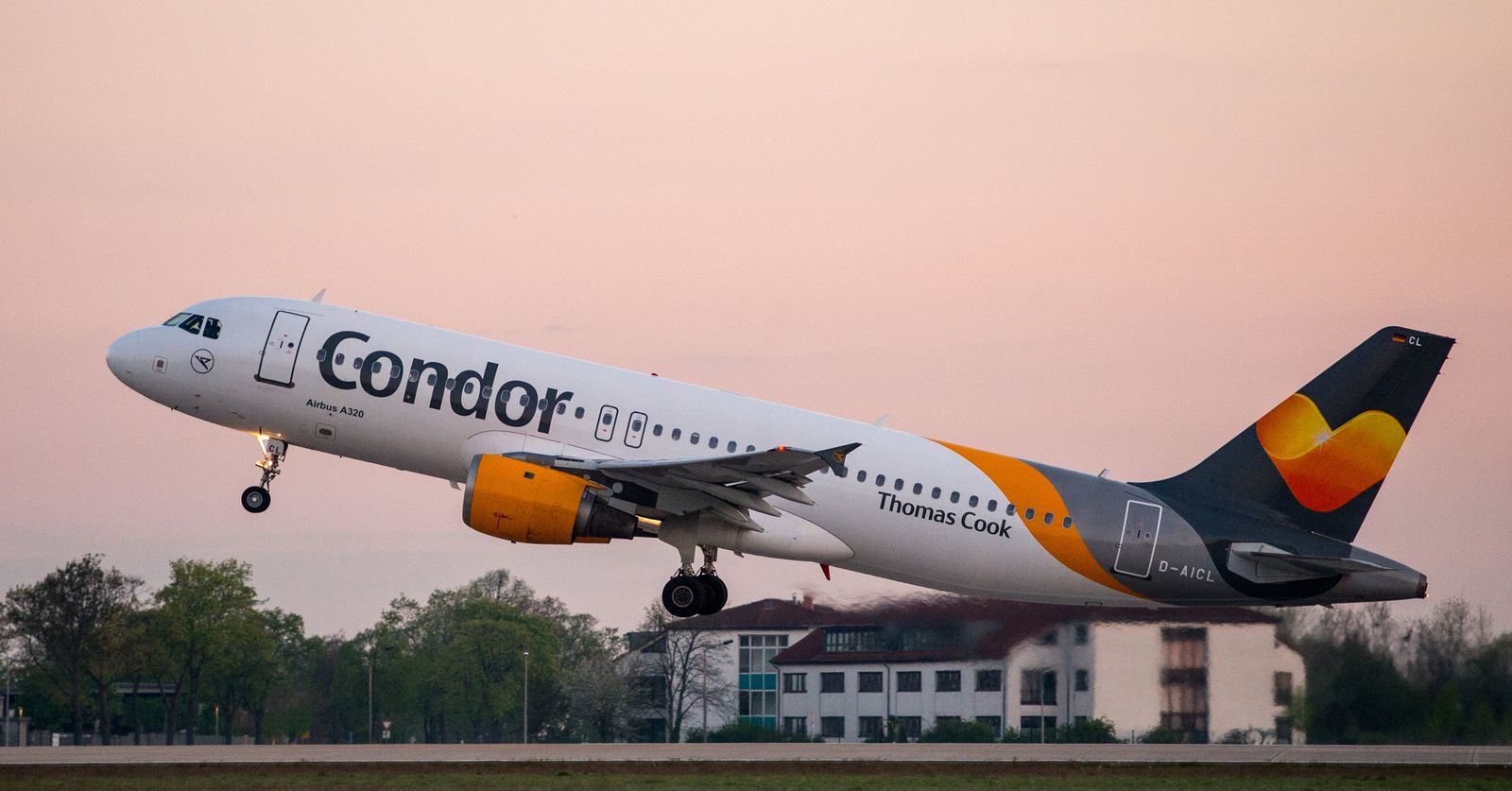 Condor - Airbus A320