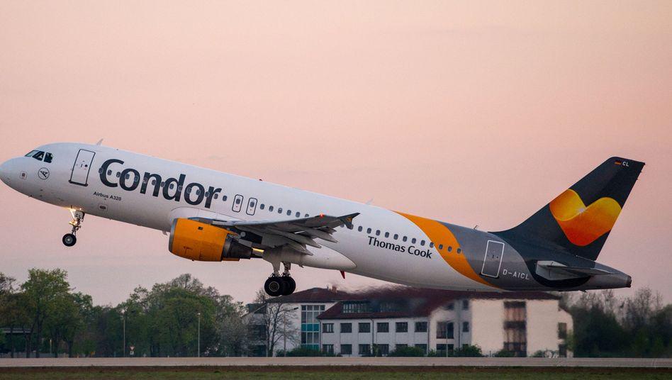 Condor: Die deutsche Thomas-Cook-Tochter braucht dringend einen Überbrückungskredit