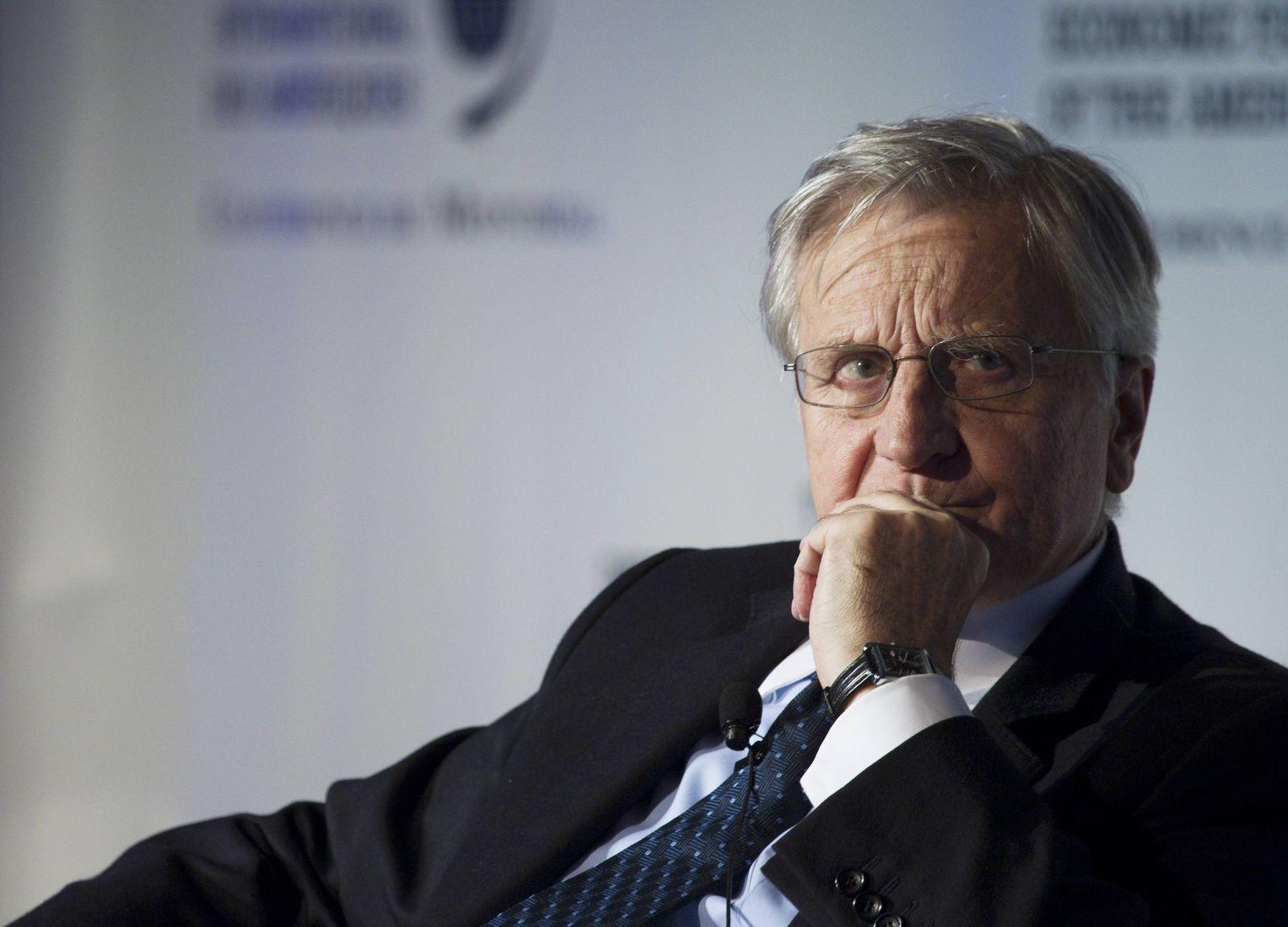 Trichet EZB