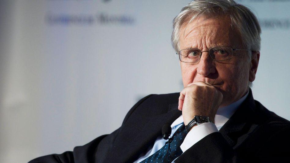 EZB-Chef Jean-Claude Trichet: Die EZB als Lückenbüßer - der europäische Stabilisierungsfonds EFSF ist noch nicht soweit