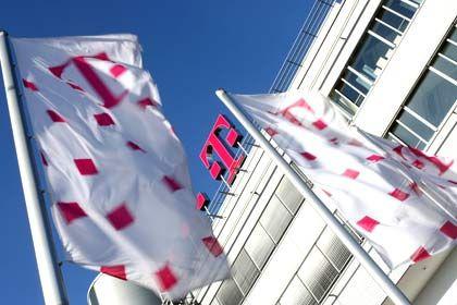 Deutsche Telekom: Aufwind für die Großkundensparte