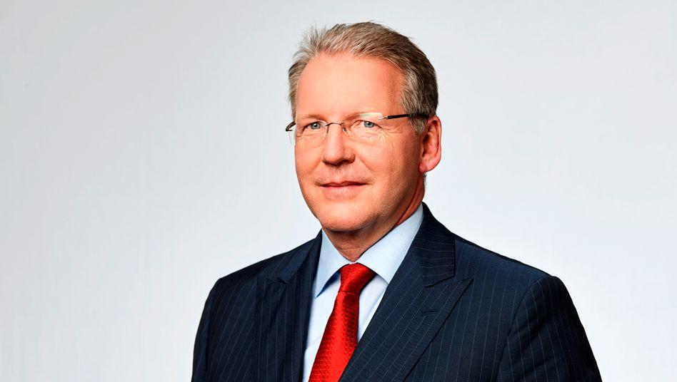 MTU-Aufsichtsrat Jürgen Geißinger