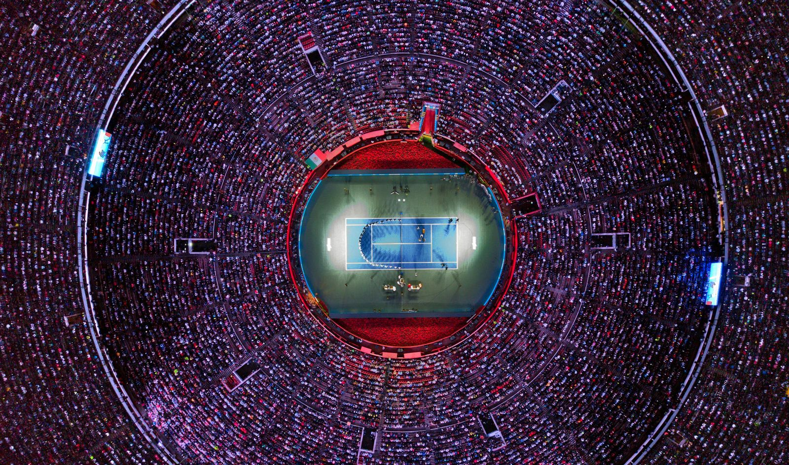 Mexico City Federer Zverev