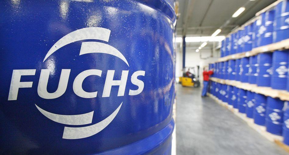 Ohne echte Konkurrenz: Schmierstoffhersteller Fuchs Petrolub in Mannheim