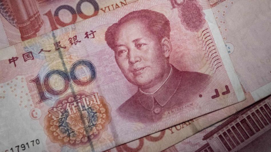 Chinesischer Yuan: Zweijahreshoch zum Dollar