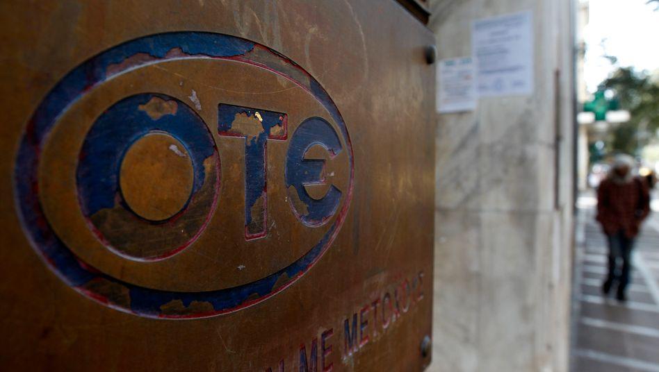 Griechische Telefongesellschaft OTE: Starke Gewerkschaften verhindern dringend notwendige Sparmaßnahmen