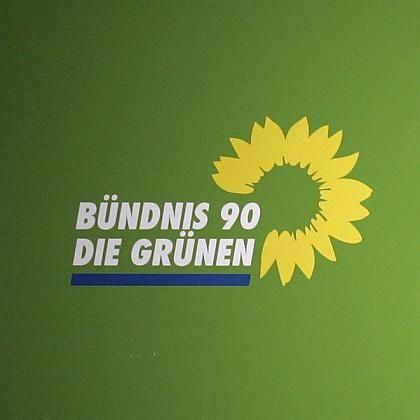 Neues Logo:Parteitag in Nürnberg