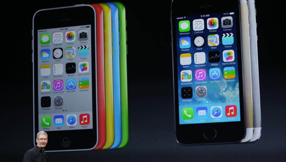 Apple-Chef Tim Cook: Diesmal hat der Apple-Chef geliefert
