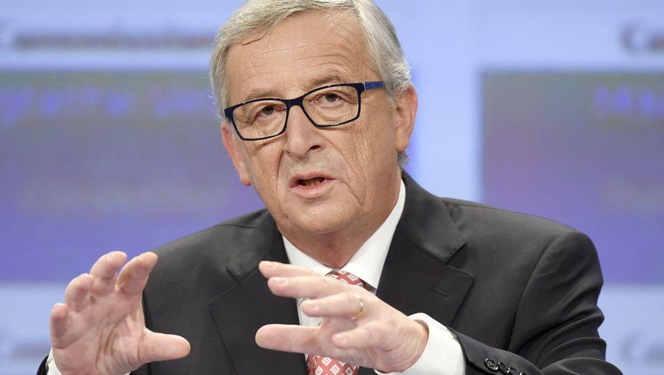 Kandidatin versalzt ihm die Suppe: Der kommende EU-Kommissionspräsident Juncker muss mit seinem Amtsantritt wohl noch warten