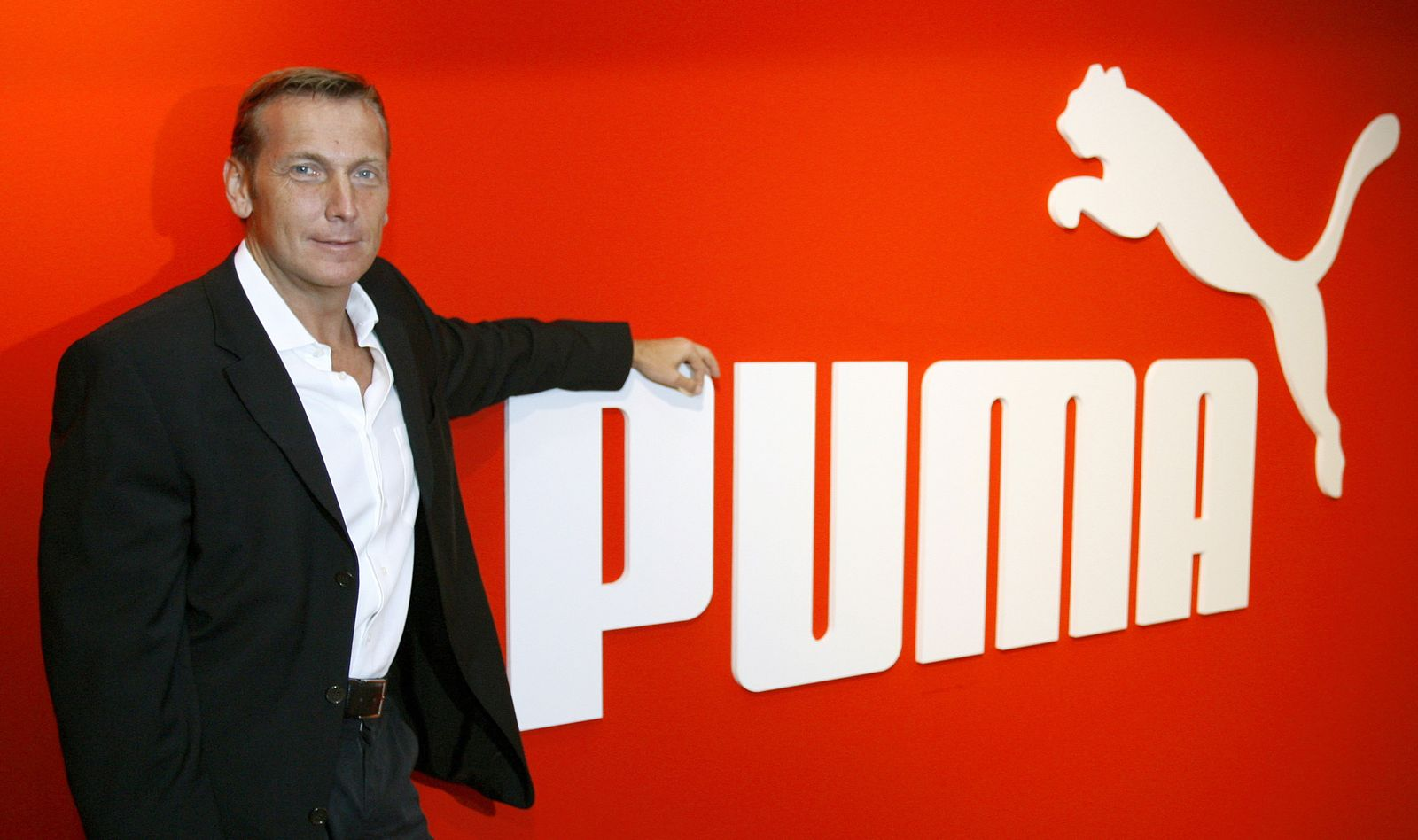 Bilanzpressekonferenz Puma