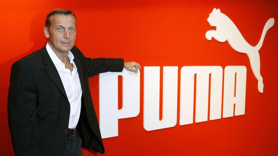 Jochen Zeitz: Der Chefkontrolleur von Puma wird seinen Job voraussichtlich an Jean- François Palus, Vize-Chef des Puma-Großeigners PPR übergeben