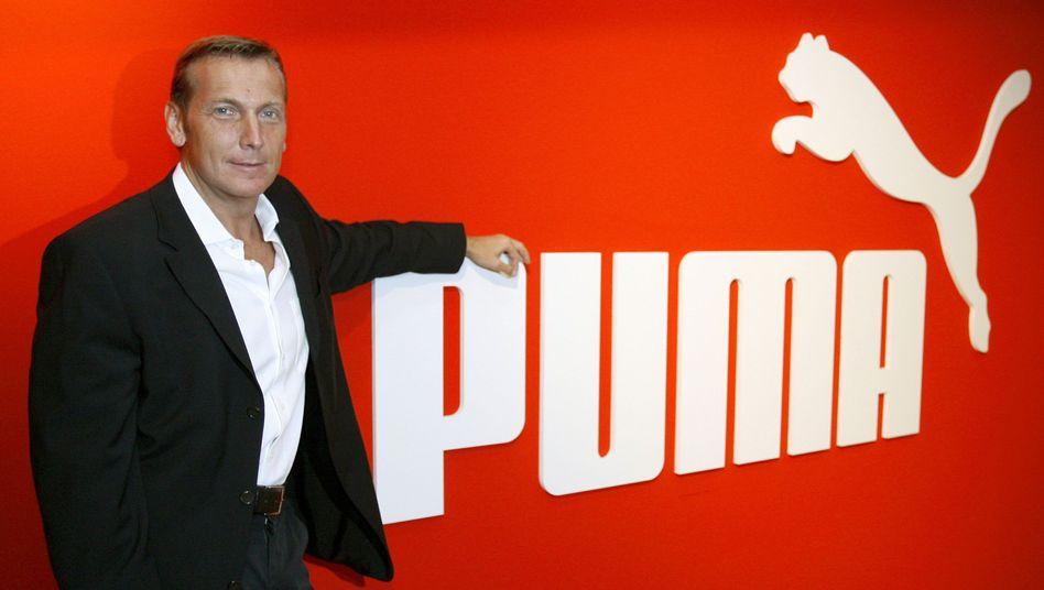 Ex-Puma-Chef Zeitz: Der Manager war 18 Jahre lang bei Puma beschäftigt