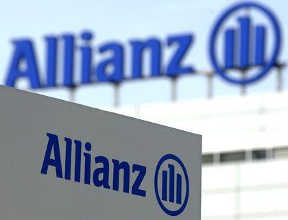 """""""Im Ausland investieren"""":Versicherungskonzern Allianz"""