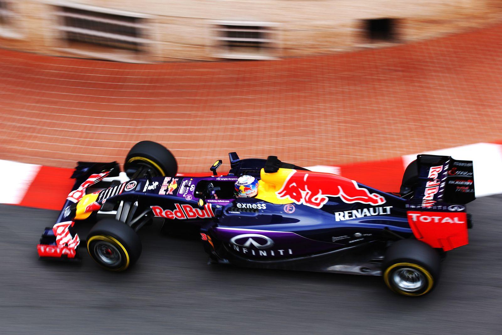 Formel 1/ Red Bull 2015