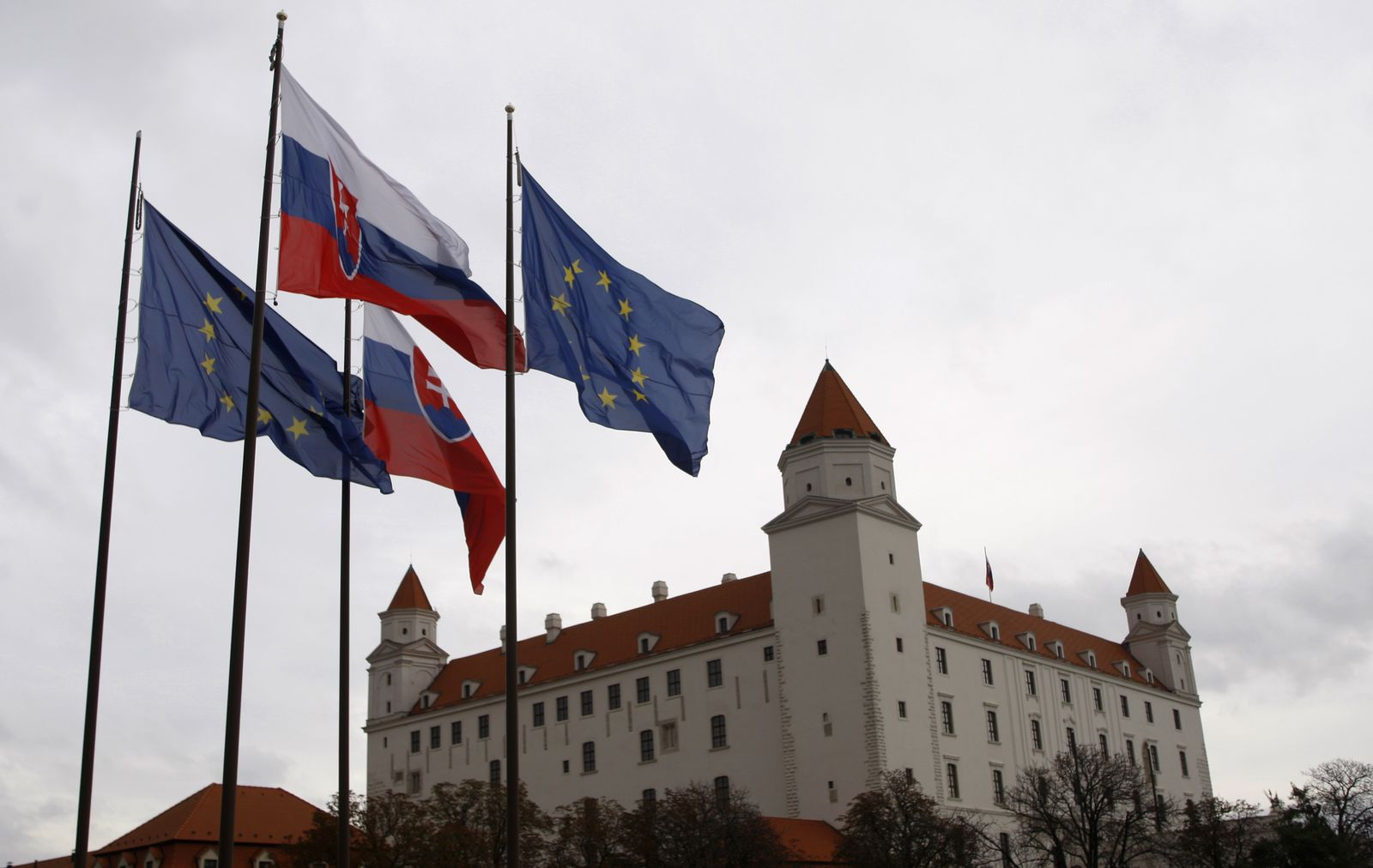 Bratislava Euro Krise