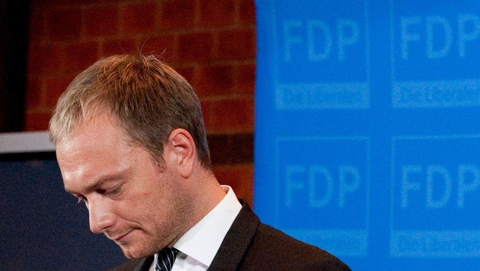"""FDP-Generalsekretär Lindner: """"Es gibt den Moment, in dem man seinen Platz frei machen muss, um eine neue Dynamik zu ermöglichen"""""""